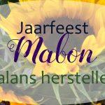 De geest van Mabon
