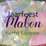 Het oogstfeest Mabon